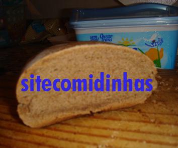 O pão que viroupedra